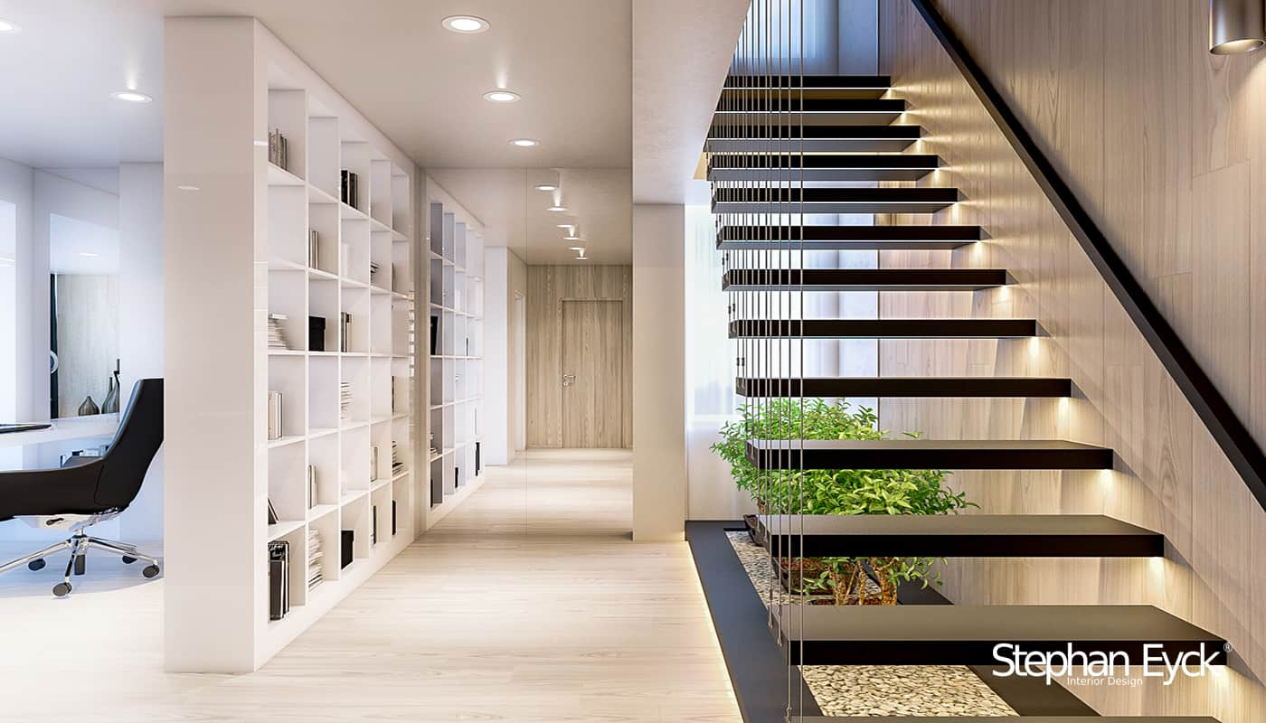 design casa-scarii