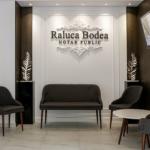 Design birou notarial Raluca Bodea