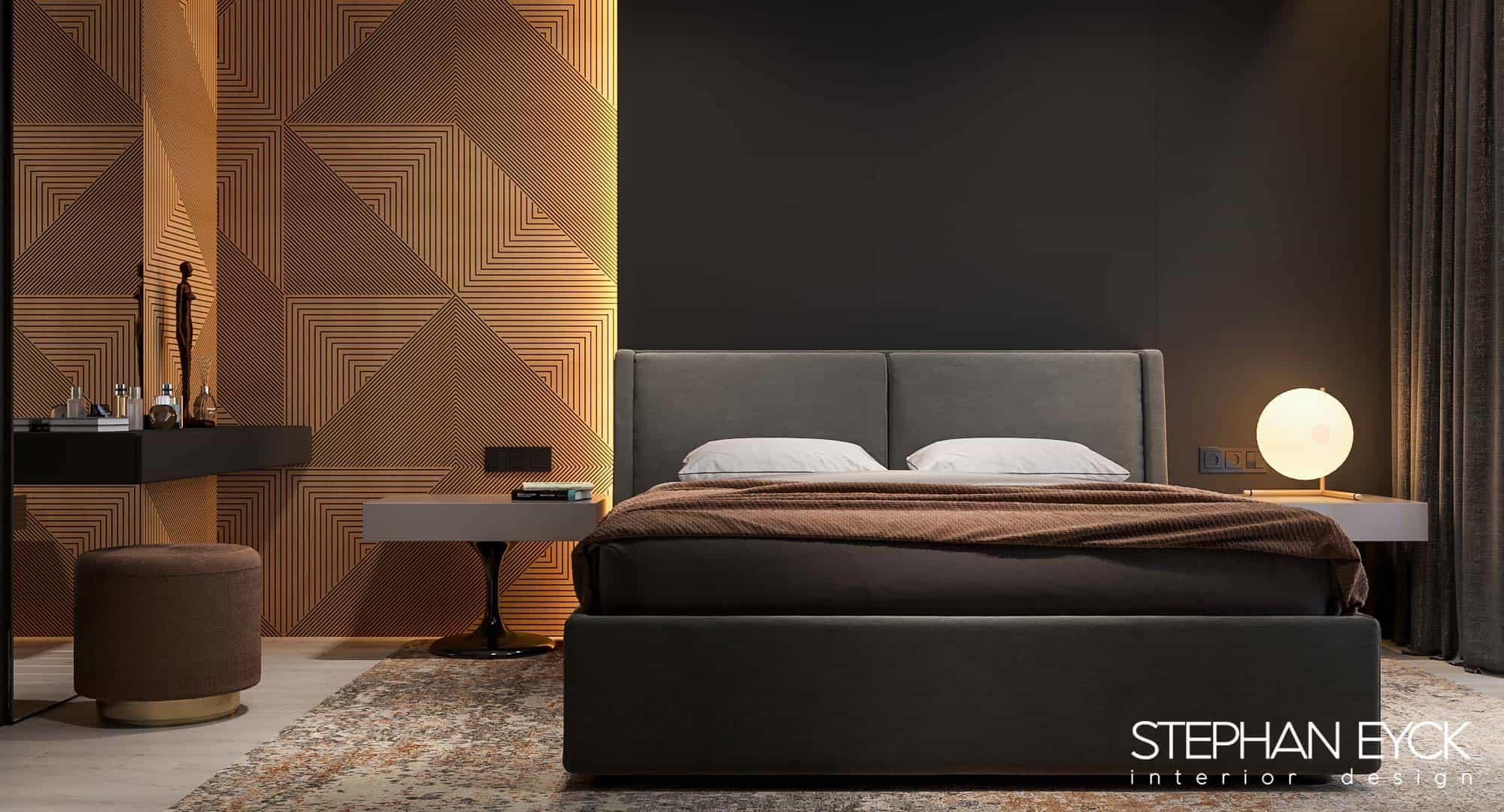 design dormitor apartament 703 oradea
