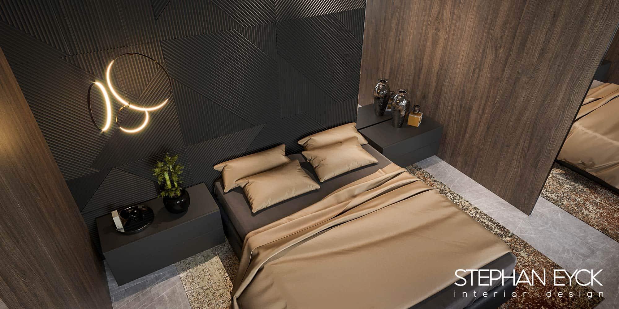 interior dormitor matrimonial penthouse 02