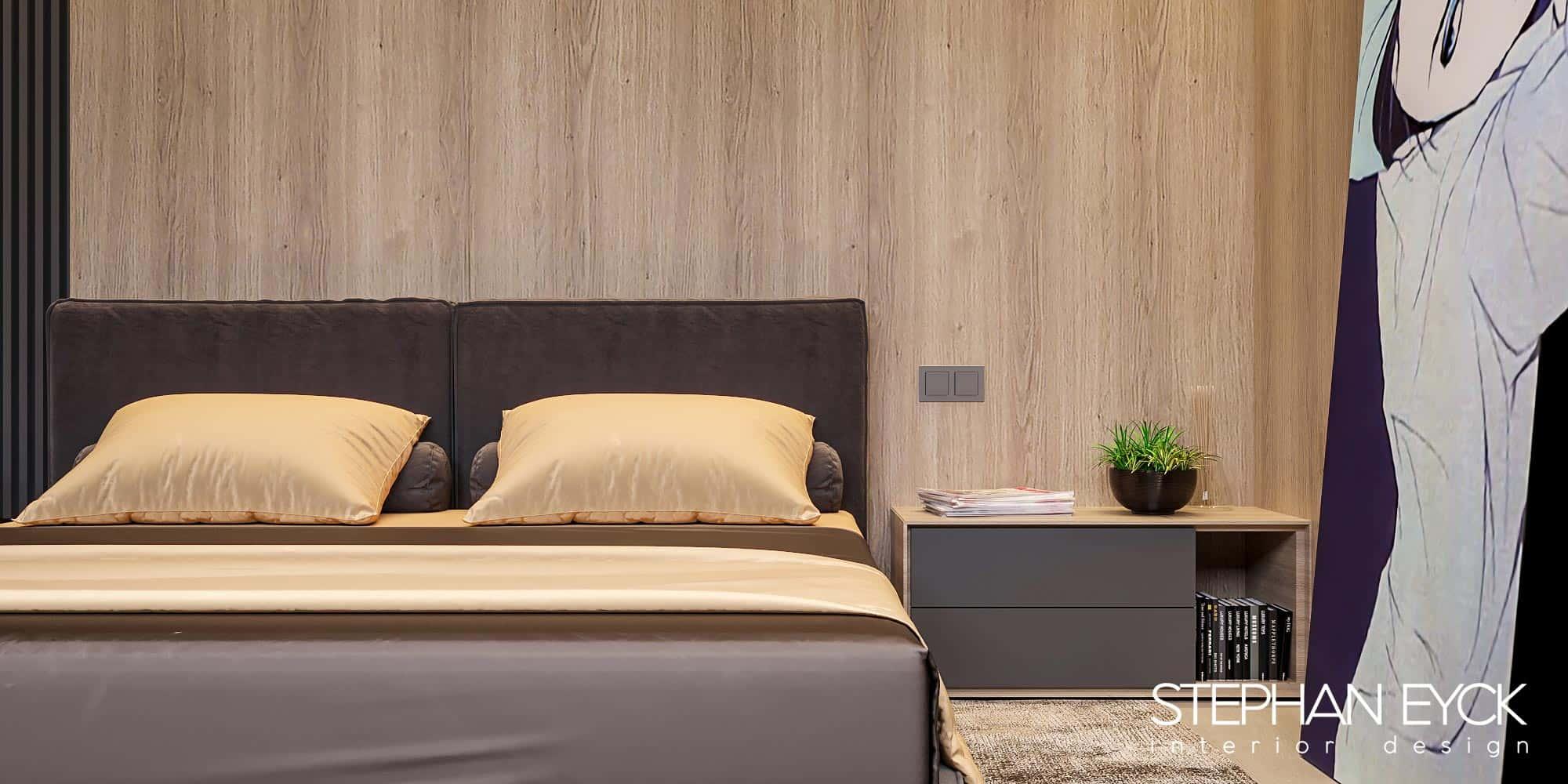 design interior dormitor penthouse 02