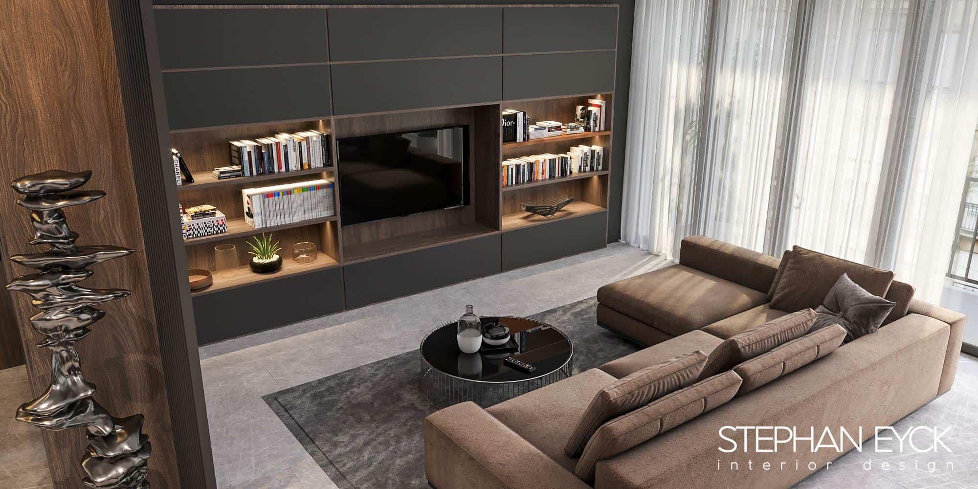 design interior livingroom penthouse 02