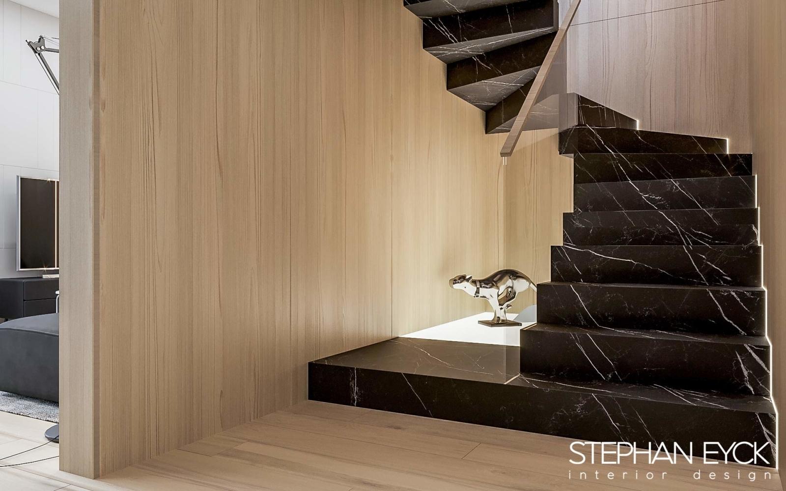 interior casa scarii Penthouse 03
