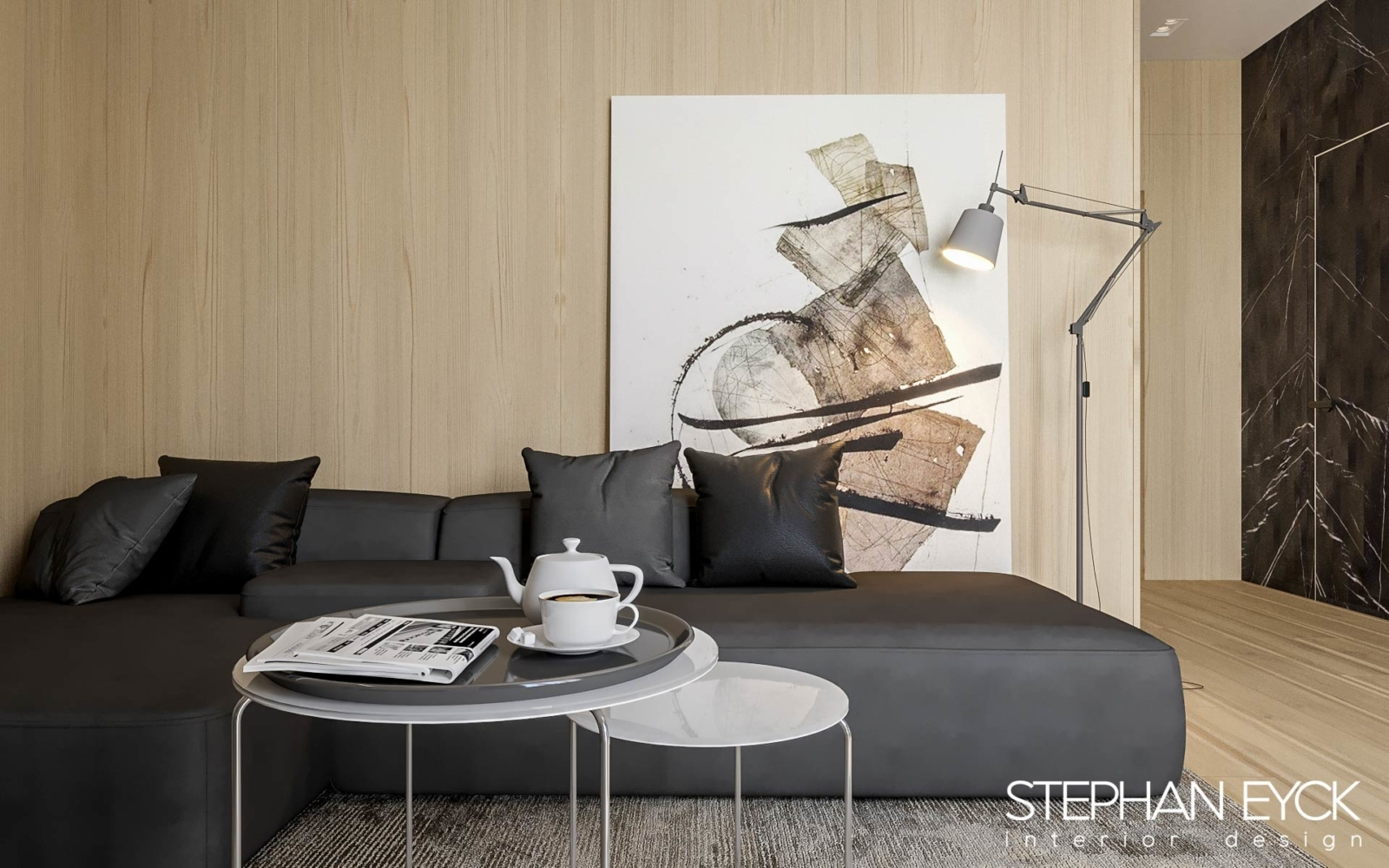 interior living pentahouse 03 Penthouse 03