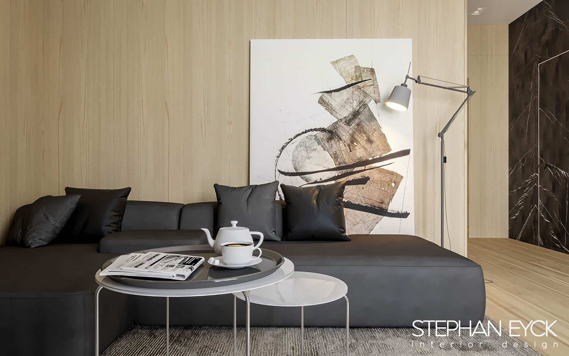 interior living pentahouse 03 Stephan Eyck