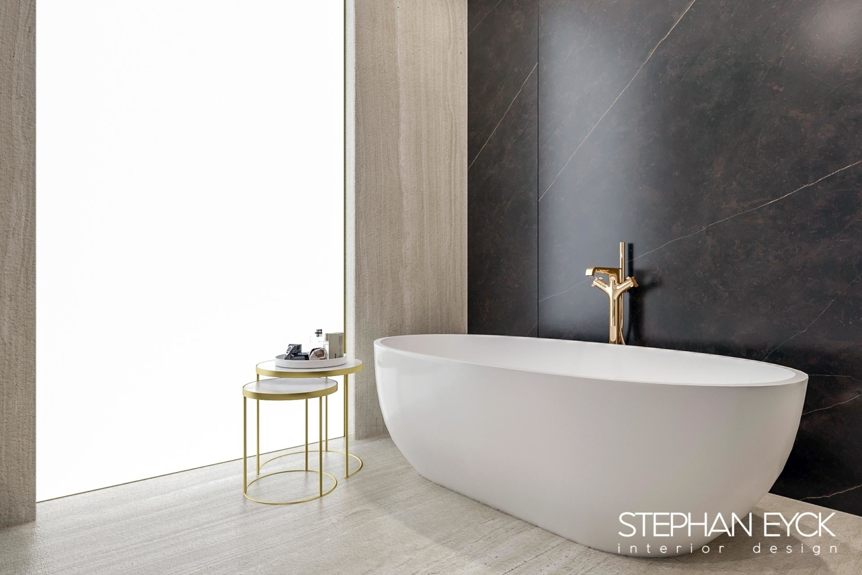 design baie cu cada freestanding