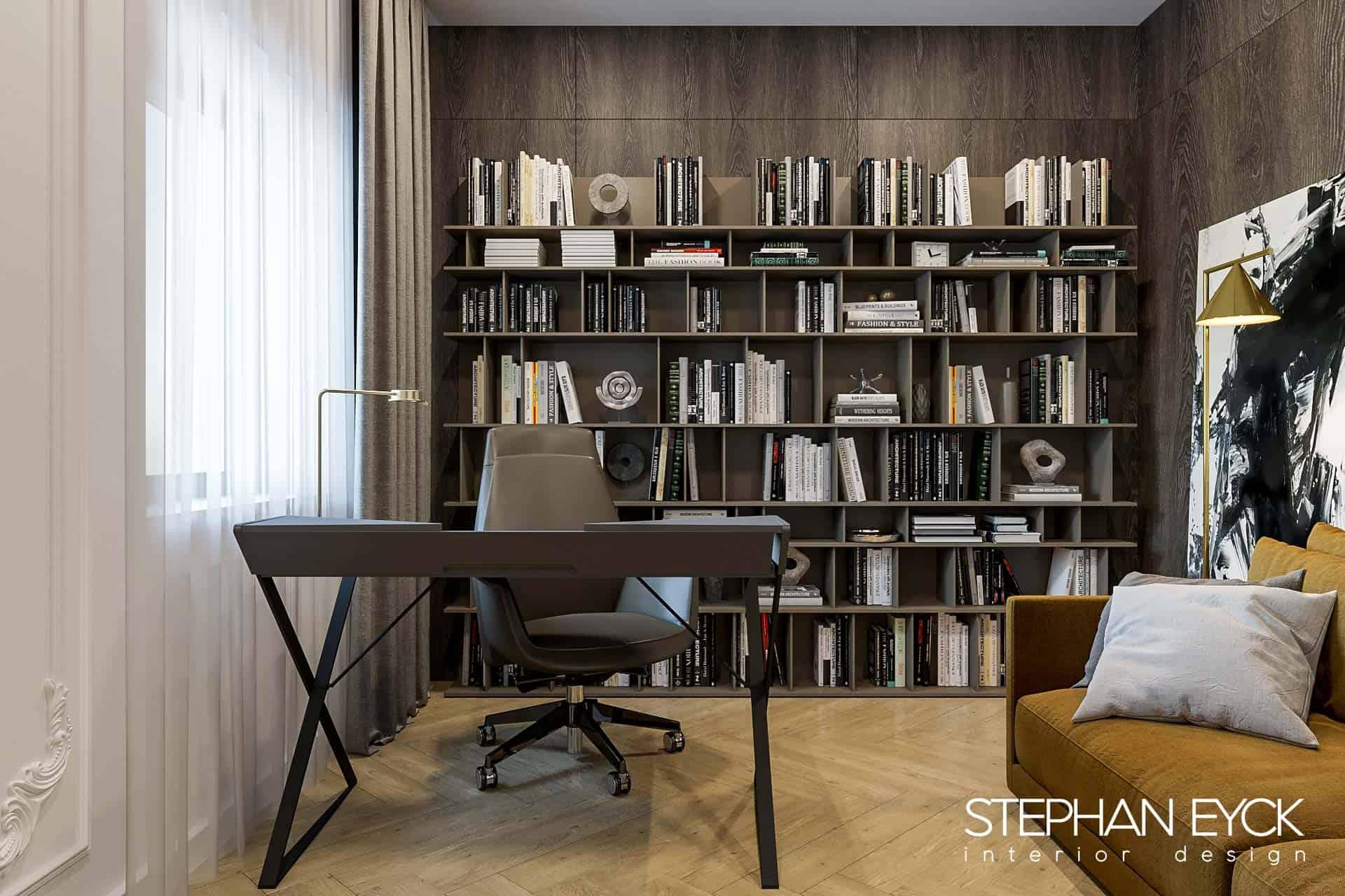 design birou stil contemporan