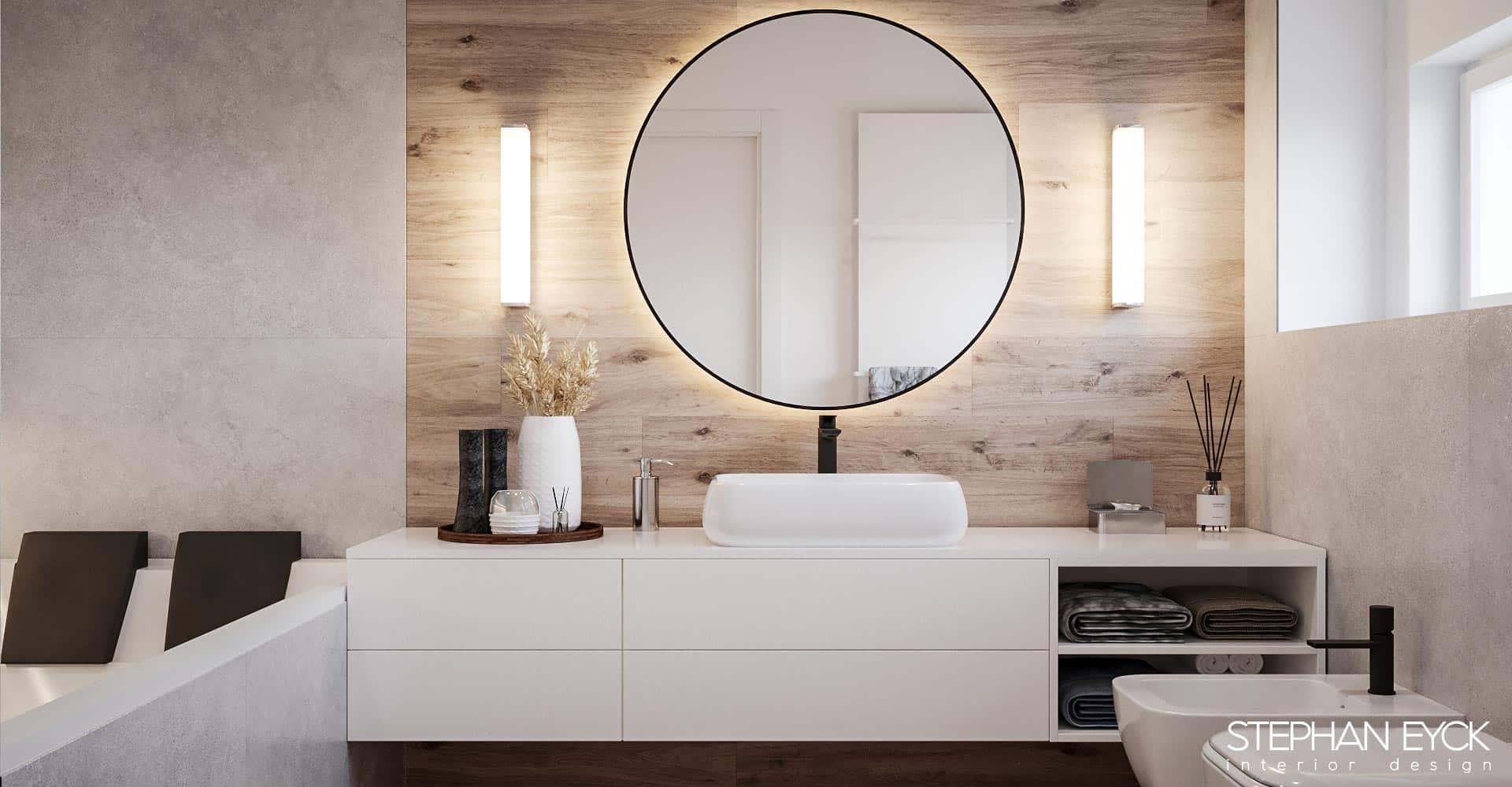 design baie moderna casa braila
