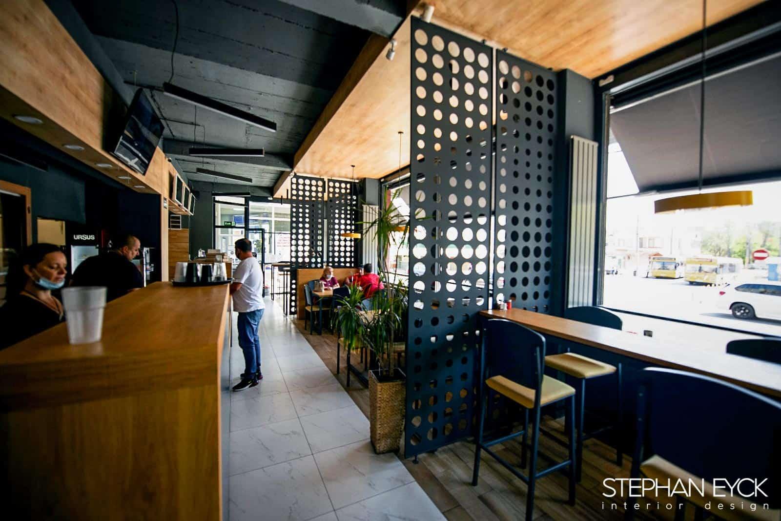 Design interior Pizzerie Gusto