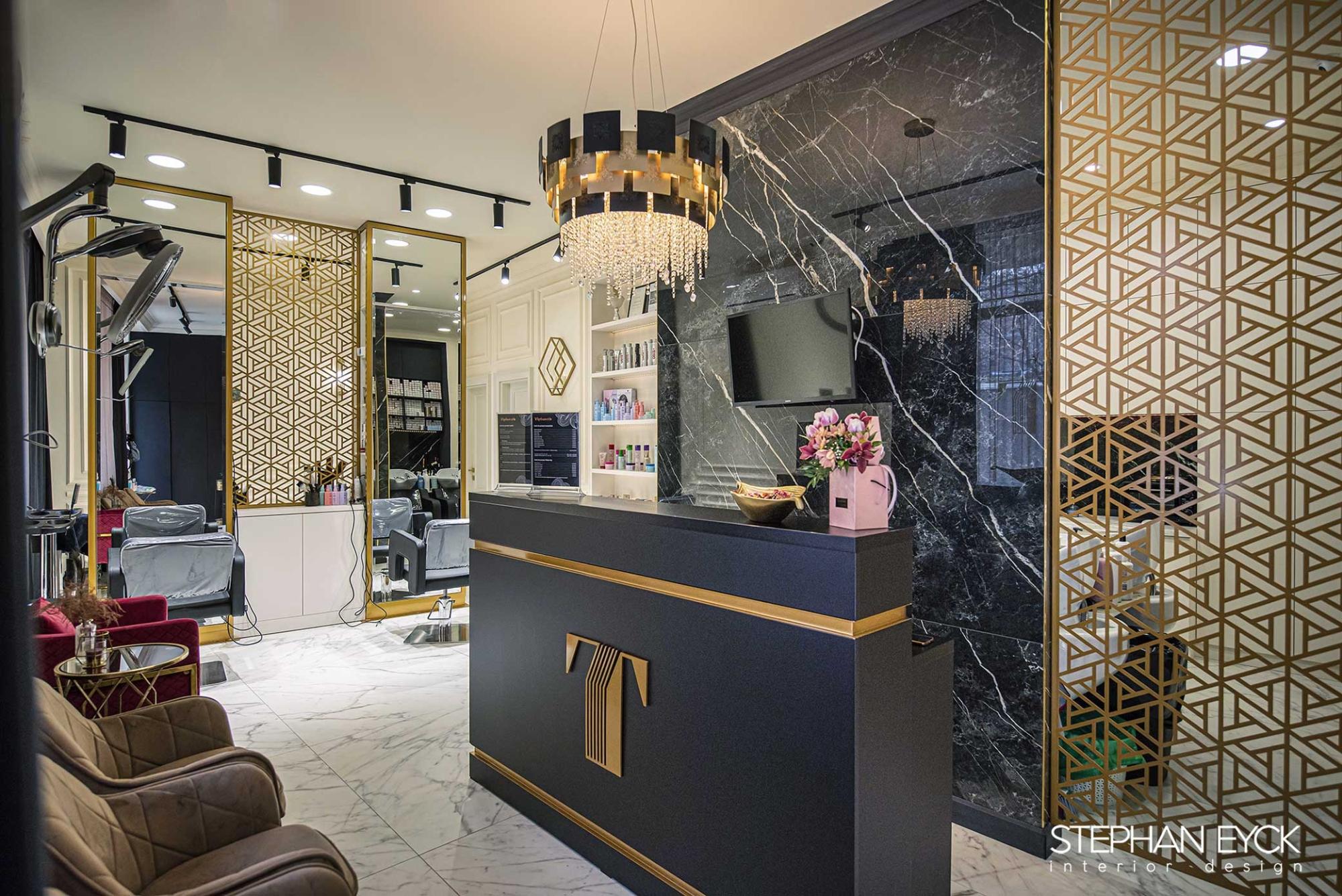 design salon cosmetic