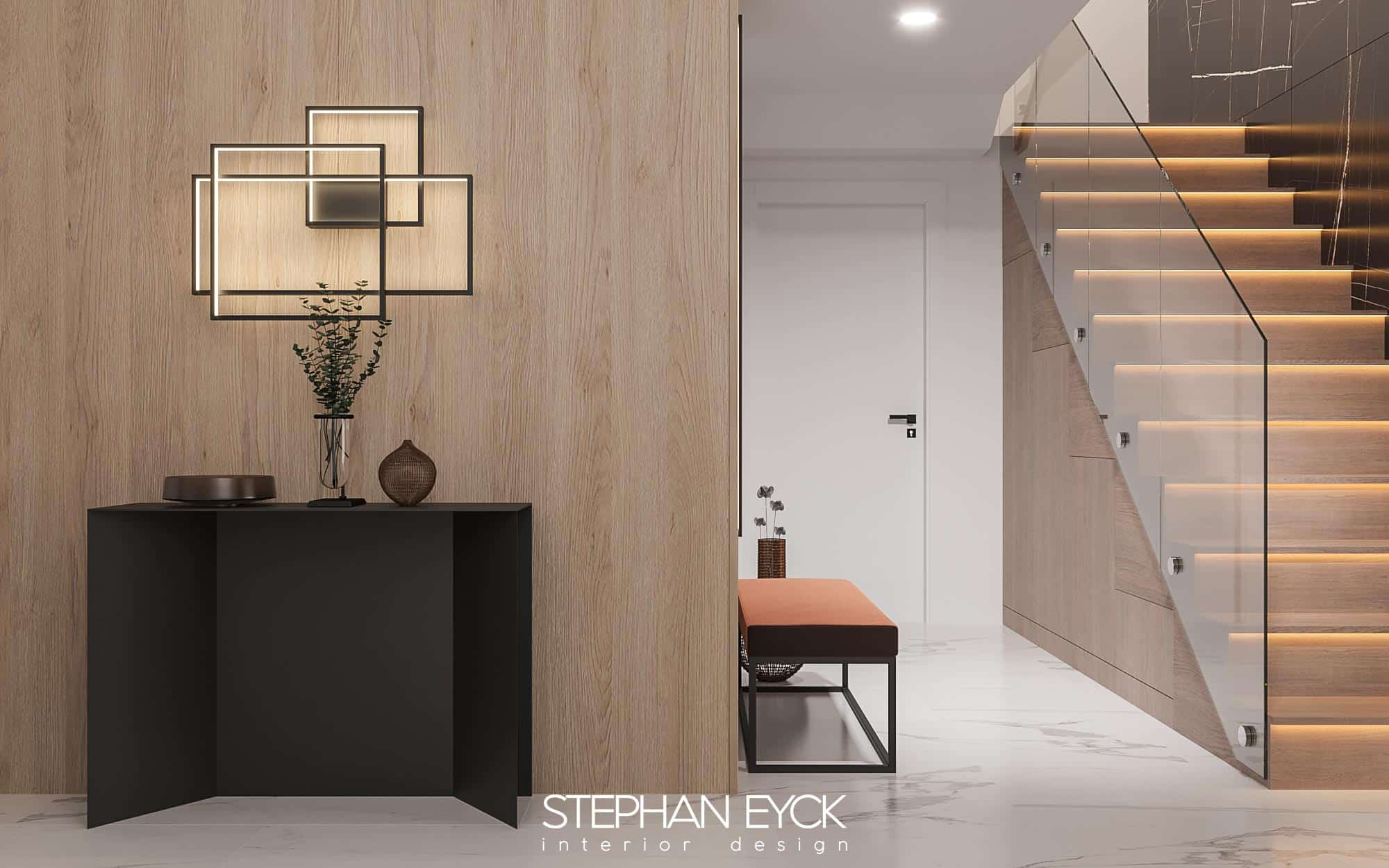 design interior hol casa arad