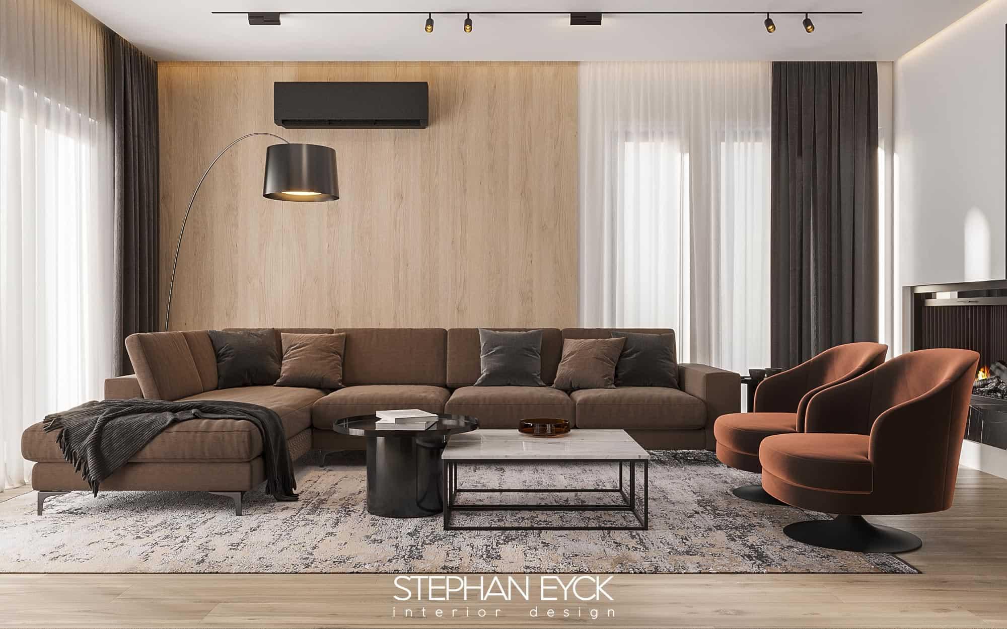 design interior modern living room casa arad